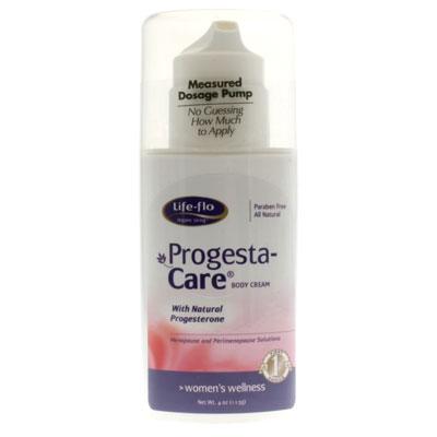 Life Flo Progesta Care With Natural Progesterone Body Cream