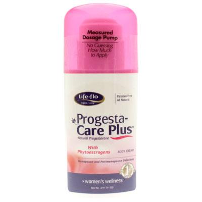 Life Flo Progesta Care Plus Natural Progesterone Body Cream